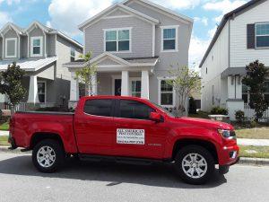Pest Control Orlando FL Truck